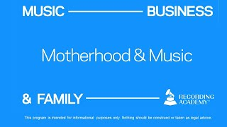 Music Business & Family: Motherhood & Music Brings Together Powerhouse Moms Working In Music