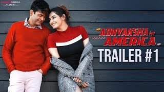 Adhyaksha In America Movie Release Trailer #1| Sharan Hruday | Ragini Dwivedi | People Media Factory