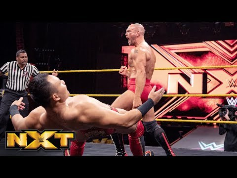 Oney Lorcan & Danny Burch vs. Tian Bing & Rocky: WWE NXT, Oct. 17, 2018