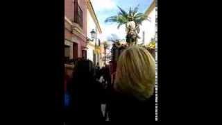 Domingo de Ramos 2013 Manzanilla (Huelva)