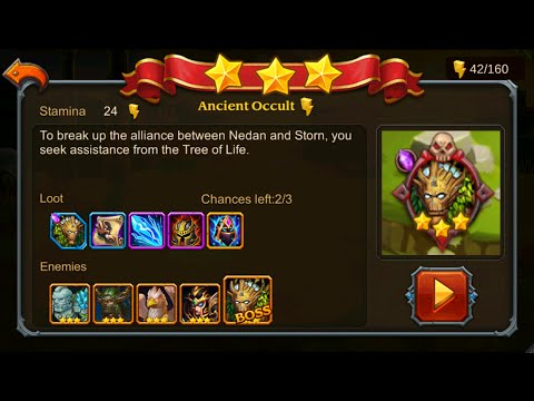 Heroes Charge : Elite Chapter 18.4 (Ancient Occult)