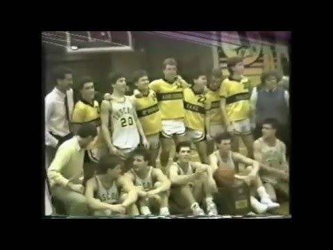 1988-89 Boys Basketball Post Season Highlights