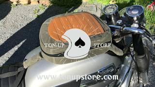 MotoStuka Enduro tank bag