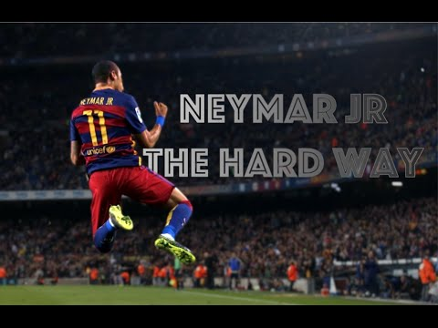 Neymar Jr.- The Hard Way - The Story - HD