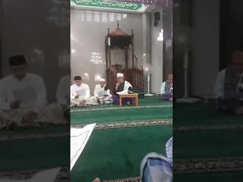 Nadzom Sholawat Fatih