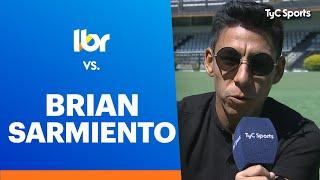 Líbero vs Brian Sarmiento