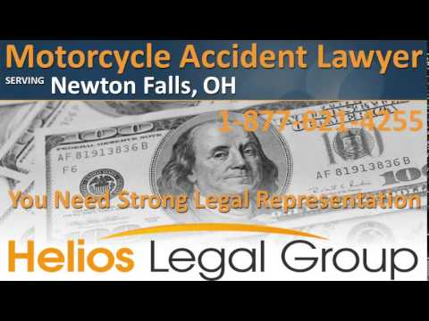 Newton Falls Motorcycle Accident Lawyer & Attorney - Ohio