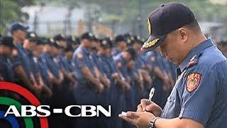 TV Patrol: Albayalde, nag-surprise inspection; 41 pulis-Maynila, nadiskubreng AWOL