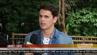 """""""No es más"""" es el nombre del primer sencillo de la agrupación Descero [Noticias] - Telemedellín"""