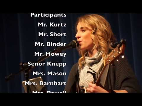 Palmyra Middle School Mini-THON 2017 Teachers Got Talent