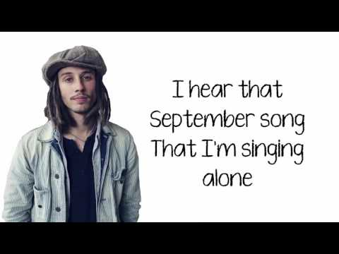JP Cooper   September Song Lyrics