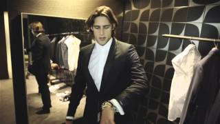 The Stenmarks and James Tobin Suit Up for Men of the Year Awards 2014 Thumbnail