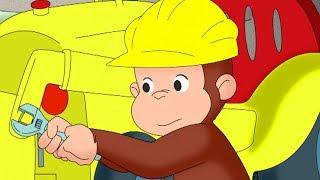 Jorge el Curioso en Español 🐵 Jorge el Ingeniero 🐵 Capitulos completos del Mono Jorge