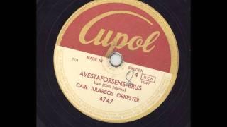 Carl Jularbos orkester - Avestaforsens brus