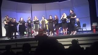 Deep Purple- FHS A Capella
