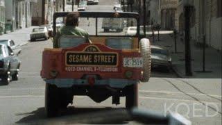Sesame Street Car in '60s San Francisco | KQED