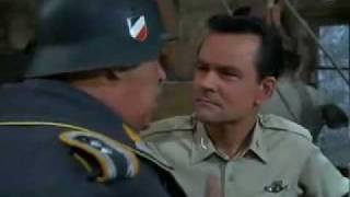 Sargent Schultz - I know nothing, I am not here - I did not even get up this morning!