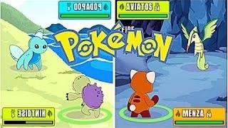 Game Pokemon đại chiến 2   Pokemon Go - Game Vui