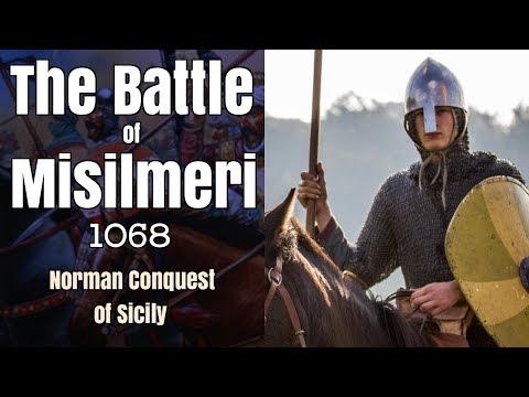 Normans ambushed by Saracens at Misilmeri, 1068 - Who Wins?