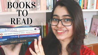 BOOKS TO Read in July!