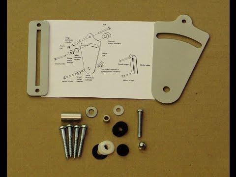 Installation Instructions Amp Parts For Rlp Barn Door