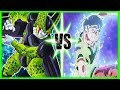 watch he video of Perfect Cell Vs Mastered Ultra Instinct Shaggy