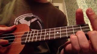 Lumen   Сид и Нэнси видеоурок на укулеле