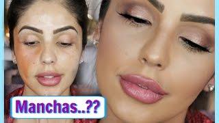 Zapętlaj COMO CUBRIR EL PAÑO/MANCHAS/HIPERPIGMENTACIÓN EN EL ROSTRO con maquillaje/tips - Jackie Hernandez | Jackie Hernandez
