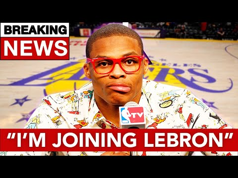 Russell Westbrook is LEAVING the Wizards?! (NBA TRADE RUMORS)