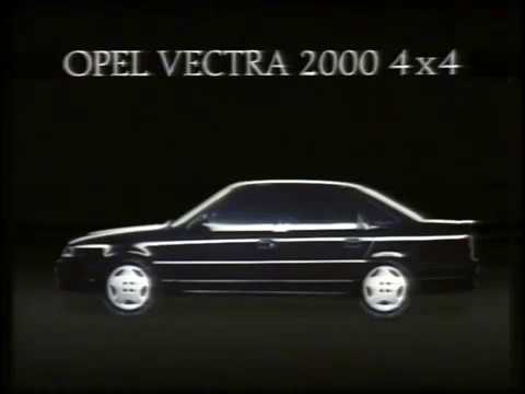 opel vectra 2000 16v 4x4 youtube. Black Bedroom Furniture Sets. Home Design Ideas