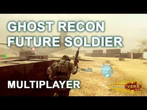 Ghost Recon Future Soldier Video Game, Multiplayer Trailer HD - Video Clip - Game Trailer - Game Vid from YouTube · Duration:  1 minutes 47 seconds