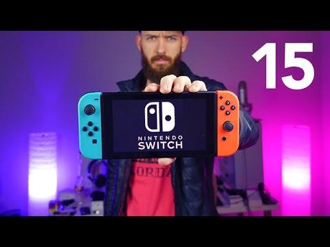 Top 15 Nintendo Switch Tips Tricks & Easter Eggs!