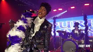 The Purple Madness - Front Row Live!