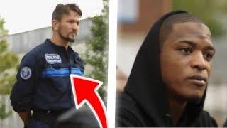NISKA ARRÊTER PAR LA POLICE EN PLEIN INTERVIEW !