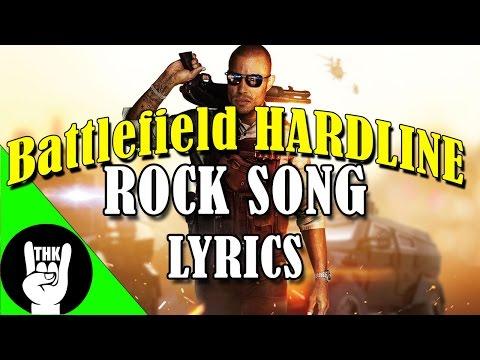 BATTLEFIELD HARDLINE ROCK SONG | TEAMHEADKICK (Lyrics)
