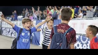 Атмосфера матча «КАМАЗ» 2:0 «Нефтехимик»
