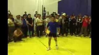 Кыргызы в Иркутске - Волейбол 4