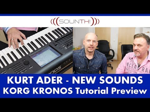 Korg Kronos Tutorial – sounth