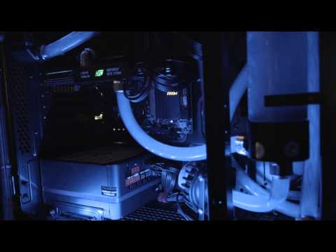 Thermaltake 5yr Warranty Key Switches and Urban T81 + Core V71 Cases - CES 2014