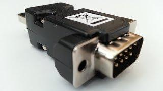 My JOY-USB / USBjoy Adapter Review