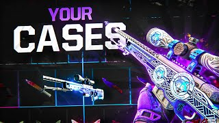 YOU created CS:GO cases again, and I opened them..