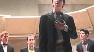 02 I Will Survive (Gloria Gaynor; Freddie Perren & Dino Fekaris), arr., solo: Daniel Rasch