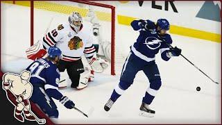 NHL: Deflections