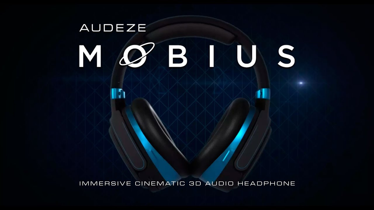 Mobius Carbon Headphones video thumbnail