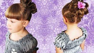 Ажурный цветок из волос прическа на 1 сентября в школу. flower hair, hairstyle for girls(Подписывайтесь на мой канал видео уроки добавляются несколько раз в неделю! http://www.youtube.com/channel/UCdWRM-FJOzpHjswy196IHEg., 2015-08-25T06:24:00.000Z)