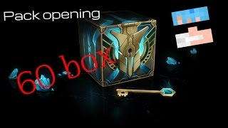 Pack Opening League of Legend - 60 box hextech - Grimmjoow