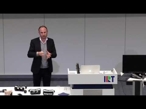 IRT-Kolloquium Oculus – Digitale Zukunft in Virtual Reality und 360° Videos