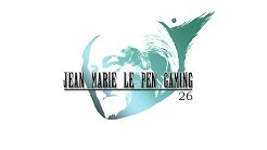 JEAN MARIE LE PEN GAMING #26 FINAL FANTASY 7 RE-MECQUE