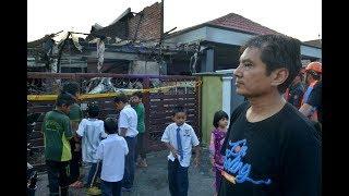 Rumah bekas penyampai berita TV3 terbakar