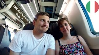Honeymooners - Day 8 - We Missed the Train to Rome :(